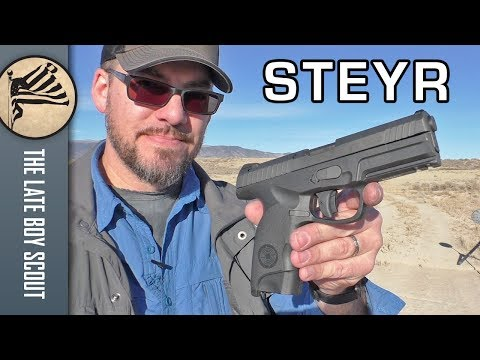 Why I Like the Steyr L9-A1: Review & Rebate