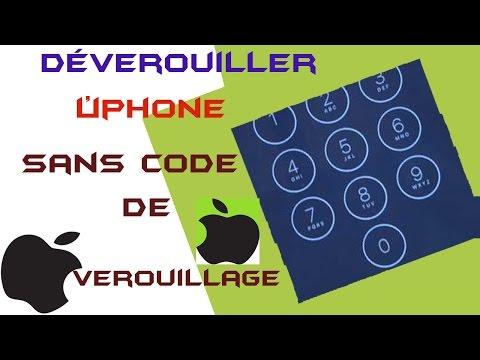 Reset Enlever Supprimer Le Code De Verouillage Comment Déverouiller Votre IPhone Sans Code