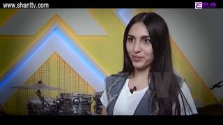 X Factor4 Armenia eryakneri yntrutyun aghjikner Inna Sayadyan Nargiz 12 02 2017