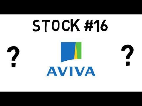 Dividend Experiment Stock Of The Month: September --- Aviva PLC