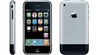 Apple iPhone спустя 10 лет