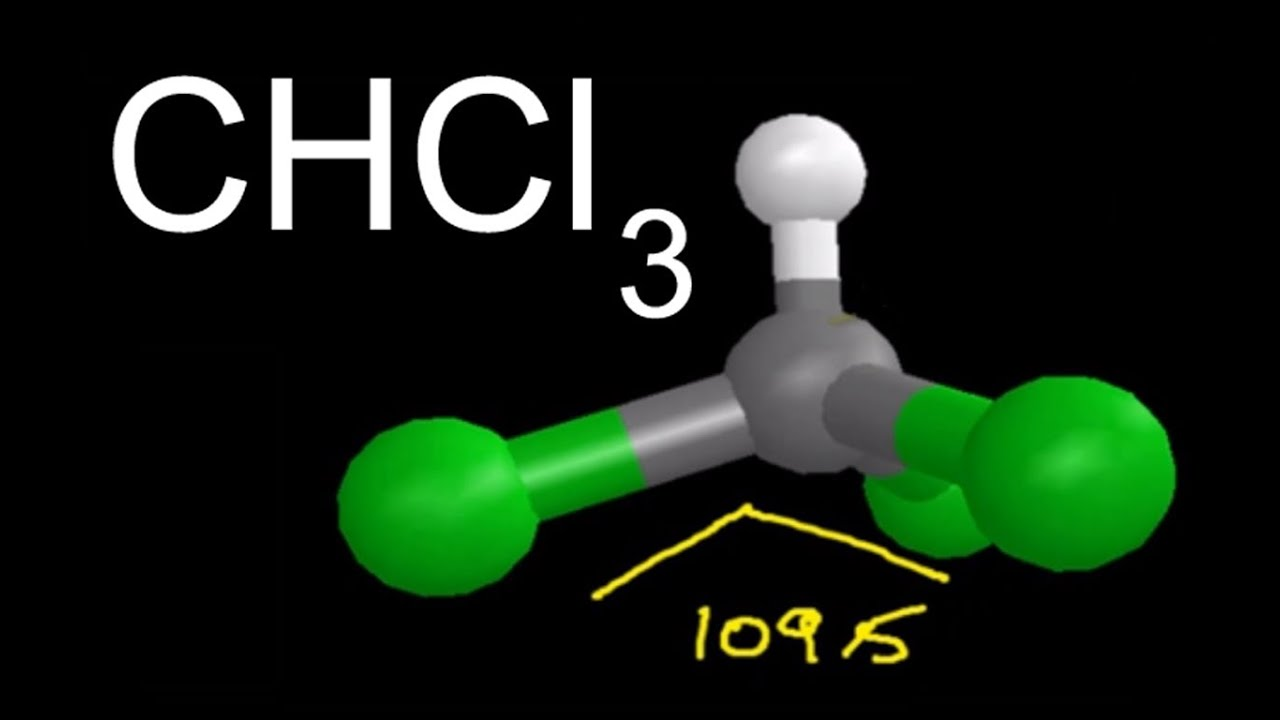 Ch3cl Electron Geometry And Molecular Shape