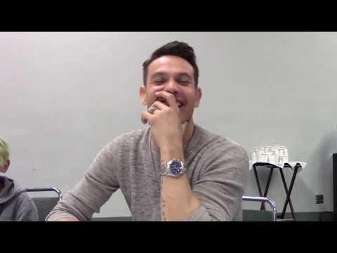 WonderCon 2017: Lucifer  Kevin Alejandro