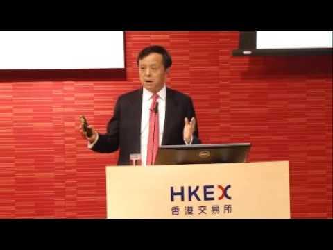 香港交易所集团行政总裁李小加详解深港通