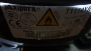 Шум Indesit df 5200 w с компрессором jiaxipera t1114yb(, 2016-08-29T21:08:18.000Z)