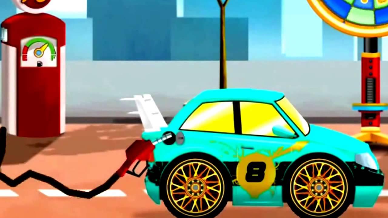анимашка познавашка машины чем