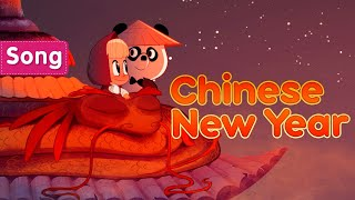 Masha and the Bear 🐲🎵 Chinese New Year 🎵🐲 Songs from cartoons 💥 Happy New Year… Again!