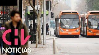¿Buses enchulados? Las cuestionadas máquinas del Transantiago