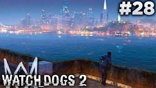 Watch Dogs 2 (PS4) - Mission #28 - Jailbird Blues (Alcatraz Island)
