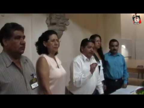 Conferencia de prensa durante el 13° Encuentro del MMDN