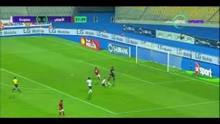 رأى ك/حسن شحاته على أداء فريقى الاهلى و سموحة فى كأس مصر - المقصورة