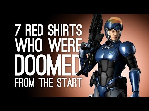 7 Redshirts Who Never Stood a Chance in Space