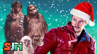 Guardians of the Galaxy Christmas Special?!