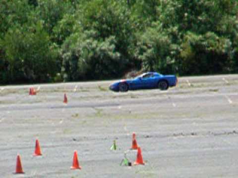 Brian Moran autocross 6/27/04