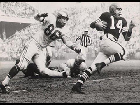 1952 Browns at Eagles Game 4
