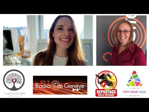 A propos de Valeur Suisse Institut - Interview Radio Cité Genève
