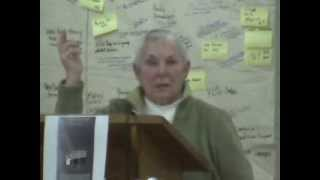 Mary Bricker-Jenkins. Gathering for Housing - November 30, 2011
