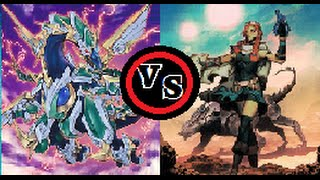 Yugioh Devpro Duels Odd Eyes Magician vs Kozmo #42 (this will be the best deck)