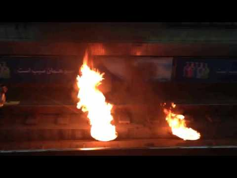 16   iran metro test spray