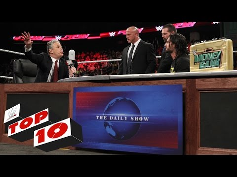 Top 10 WWE Raw moments: March 2, 2015