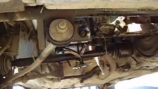 Работа двигателя без масла