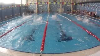 Спартакиада ОГК-2. Мужчины до 35. 2 заплыв