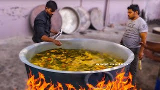 Sambar Making for 1000 People #Shocking Huge Recipes