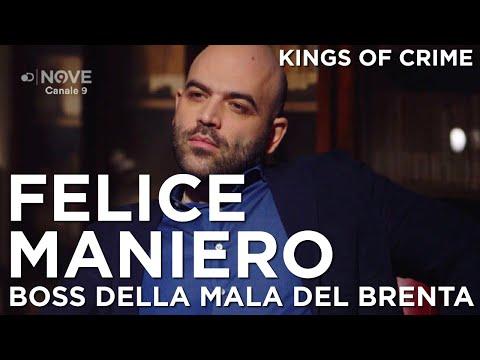 Felice Maniero, boss della Mala del Brenta - Kings of Crime
