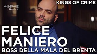 Felice Maniero, boss della Mala del Brenta - Kings of Crime