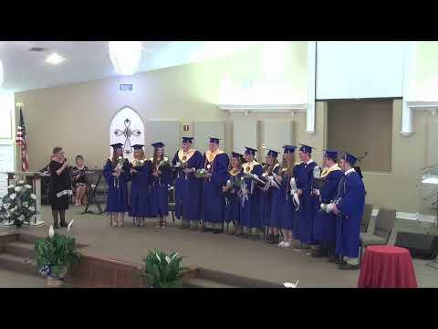 Faith Training Christian Academy Graduation   5/8/2021