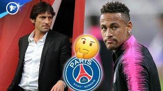 Entretien au sommet entre Leonardo et Neymar au PSG | Revue de presse