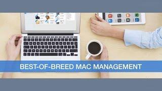 Best-of-Breed Mac Management Webinar