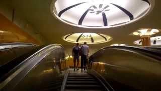 видео Самая глубокая станция метро в мире