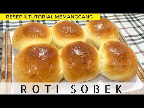Cara Memanggang Roti Dengan Oven Listrik