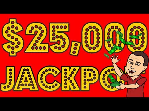Video Jackpot wheel casino