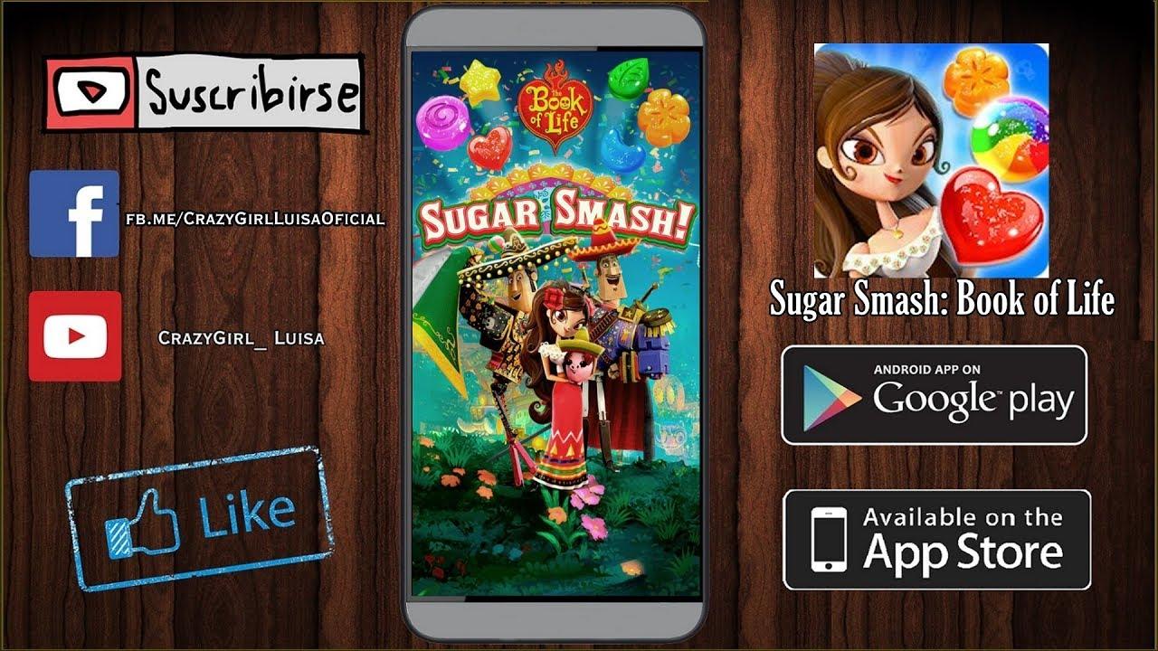 Sugar Smash Book Of Life For Pc