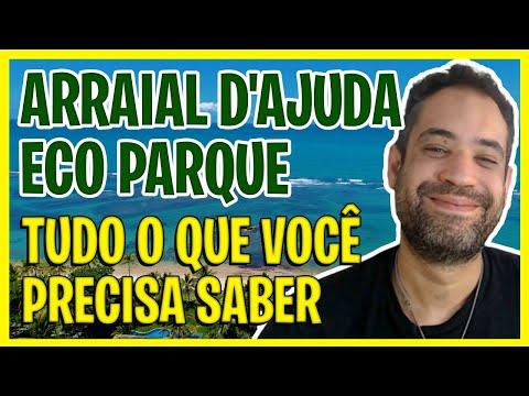 ARRAIAL D'AJUDA ECO PARQUE - ATRAÇÕES, VALOR DO INGRESSO, O QUE FAZER, COMO CHEGAR