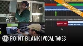 Logic Pro X: Vocal Comping