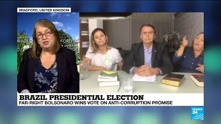 Brazil presidential election: