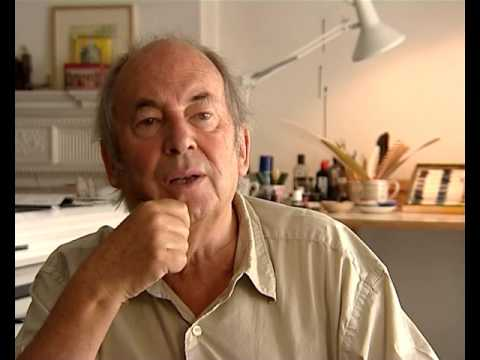 Quentin Blake - Teaching at the Royal College of Art (Part 3) (19/65)