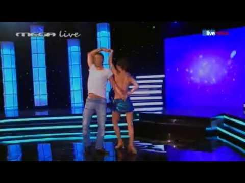 Dansing for you 3 - Tasos & Barbara - live 1 - Salsa