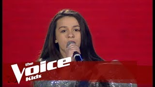 Anisa - I Wanna Dance With Somebody | Audicionet e Fshehura | The Voice Kids Albania 2019