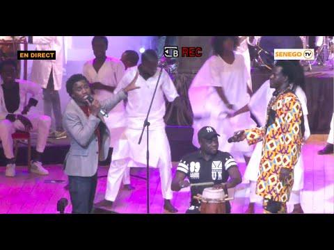 Duo Wally Seck et Tarba Mbaye au Grand Théâtre