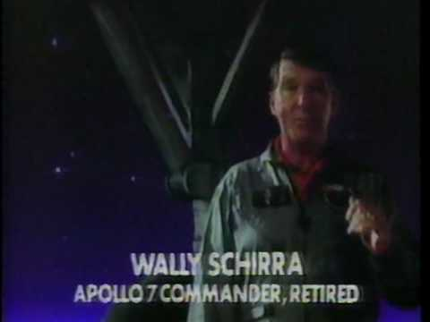 Wally Schirra for Actifed 1985