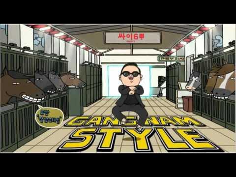 PSY. GANGNAM STYLE MP3
