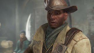 Геймплей Fallout 4 - Разведка