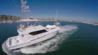 Kusler Yachts 60' Hatteras Yacht