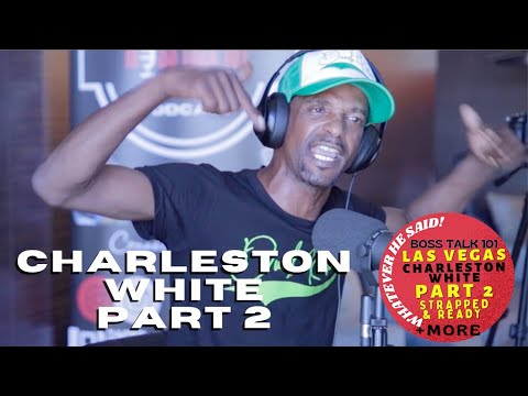 Download CHARLESTON WHITE vs Mob James on Vlad TV(PT.2) I Got a AR-15 PISTOL With Over 300 Rounds &One on me!
