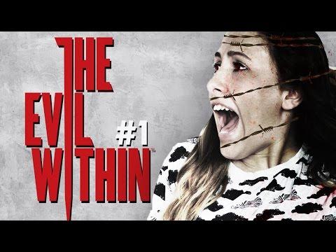 PSYCHOPATISCH SPEL - The Evil Within - Part 1