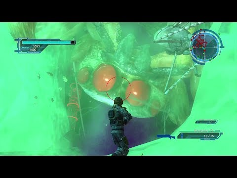 EDF Earth Defense Force 5 Mission 99 Intense Battle Underground - Ranger Inferno thumbnail